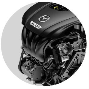 Does the Mazda3 have SKYACTIV TECHNOLOGY?