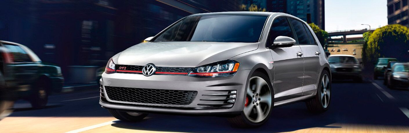 2017 VW Golf GTI Amherst OH