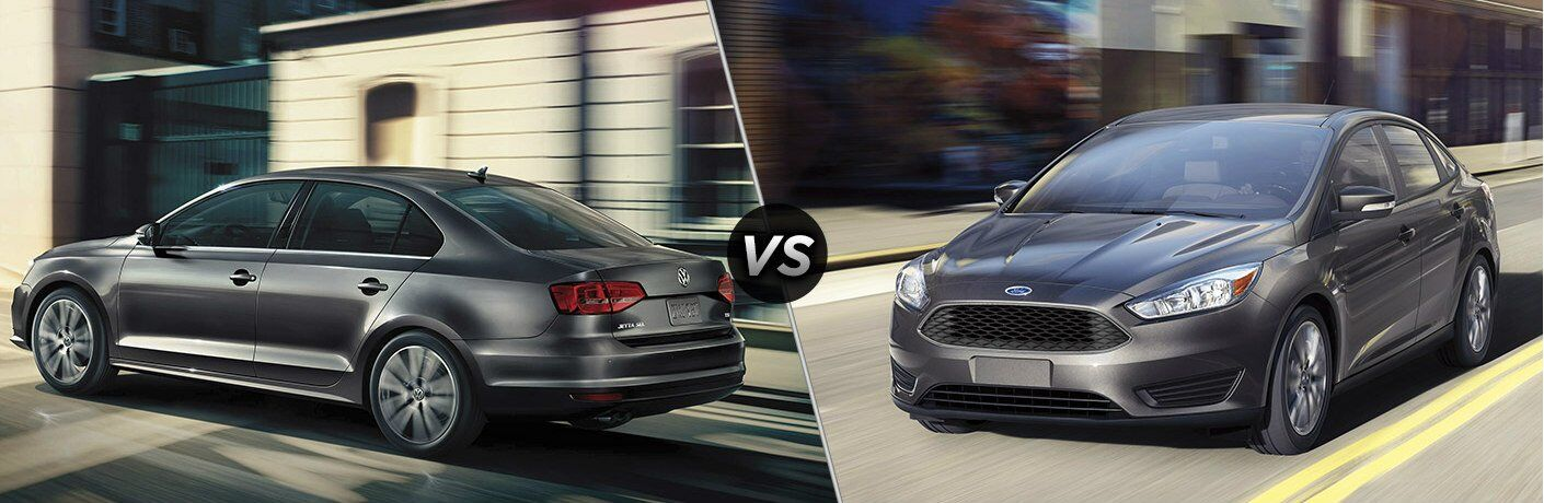 2017 VW Jetta vs 2017 Ford Focus