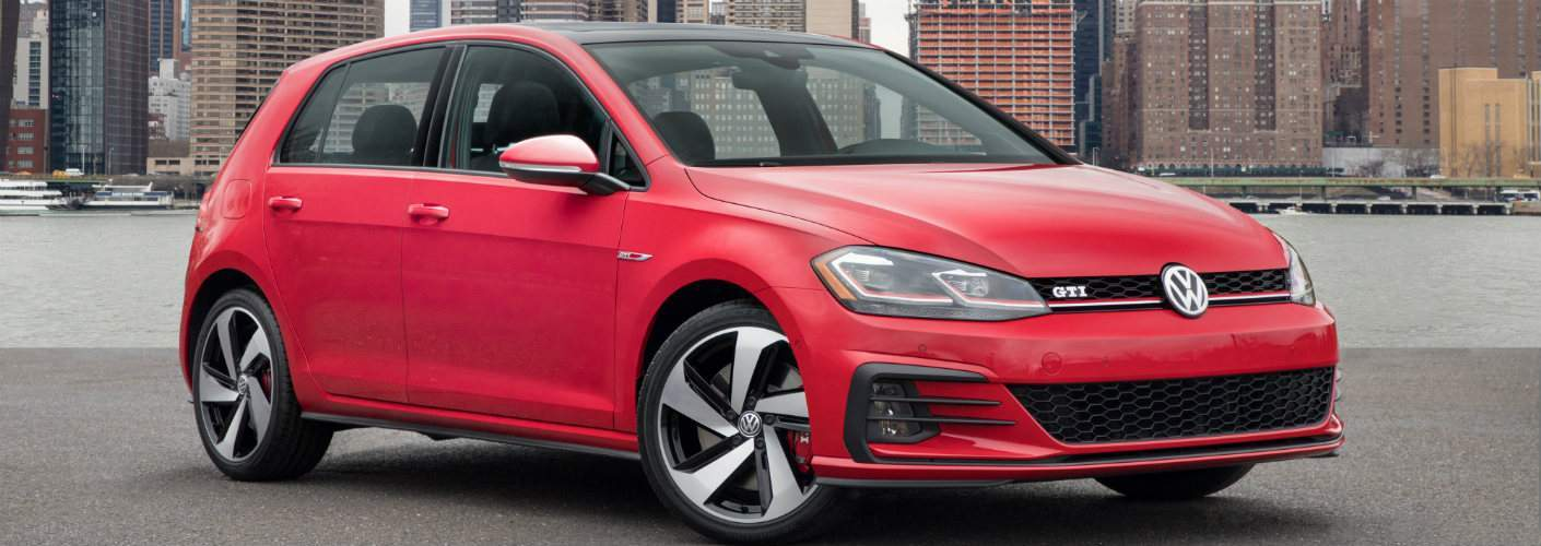 Reserve 2018 VW Golf GTI Amherst OH