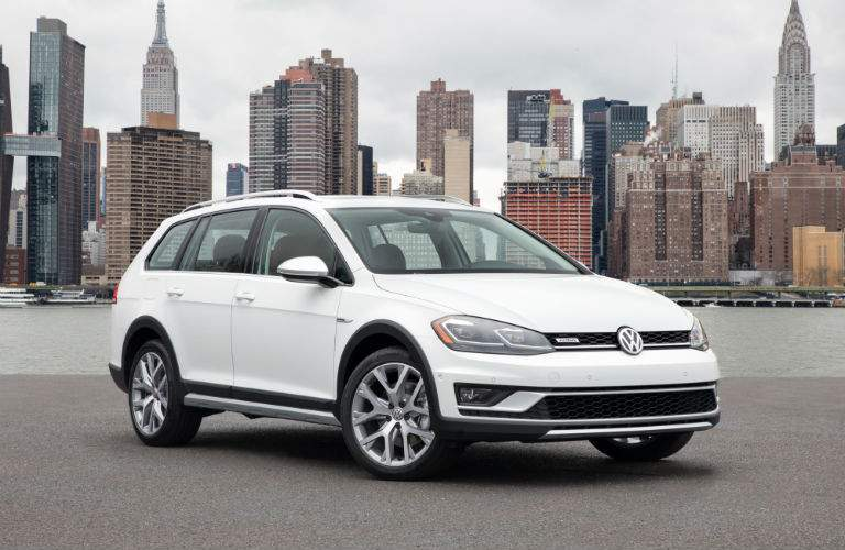 2018 Golf Alltrack for sale at Spitzer VW