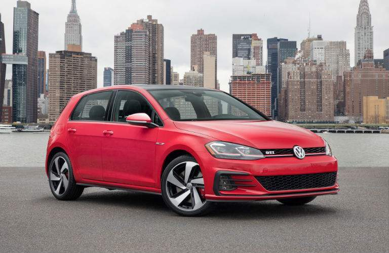 2018 Volkswagen Golf GTI for sale at Spitzer VW