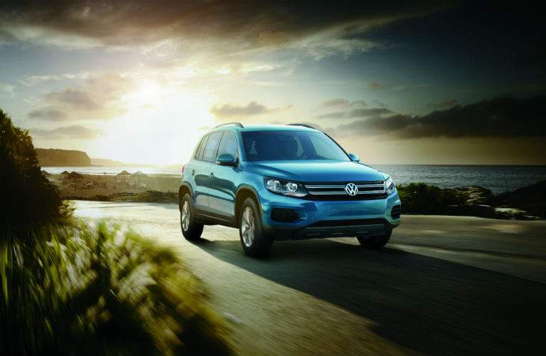 Each 2017 VW Tiguan Limited uses the same turbocharged four-cylinder engine