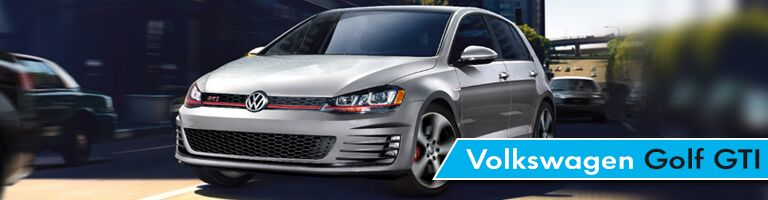 new vw golf gti at spitzer vw