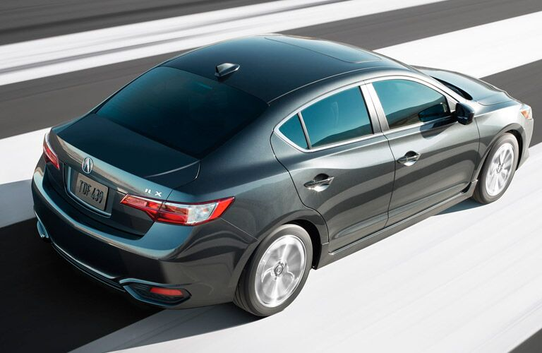 how are the 2017 acura ilx and audi a3 different?