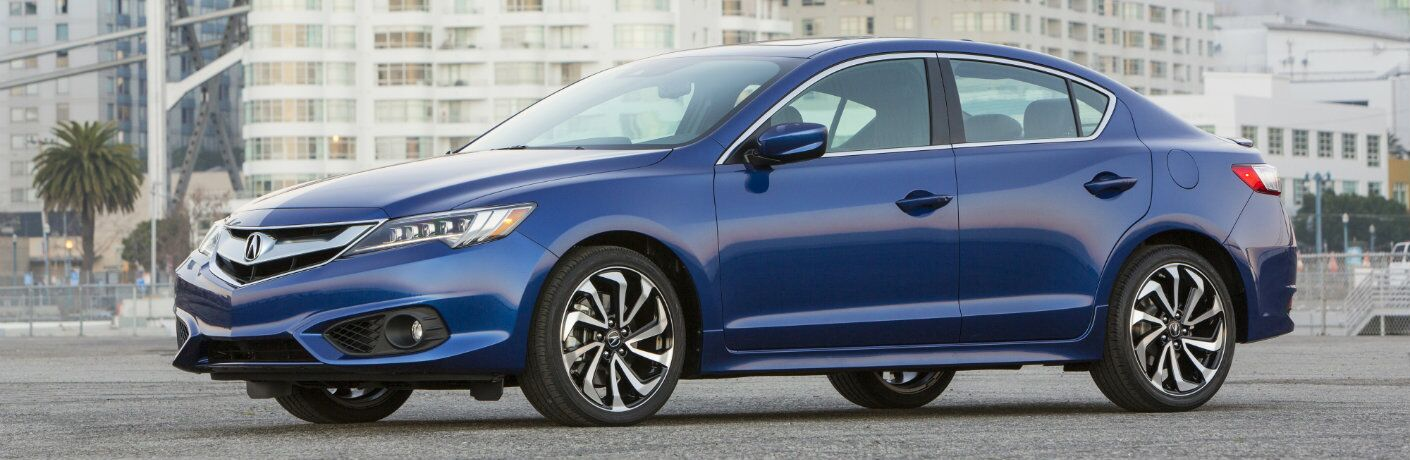 Lease the 2017 Acura ILX near Pittsburgh PA