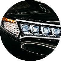 2017 Acura TLX lights
