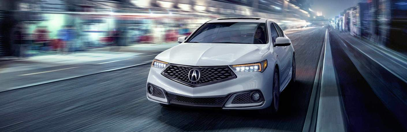 Lease the 2018 Acura TLX near Pittsburgh PA