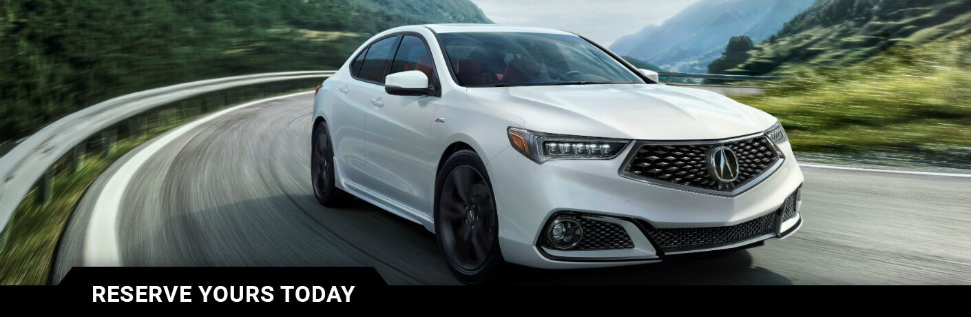 Reserve 2018 Acura TLX near Pittsburgh PA