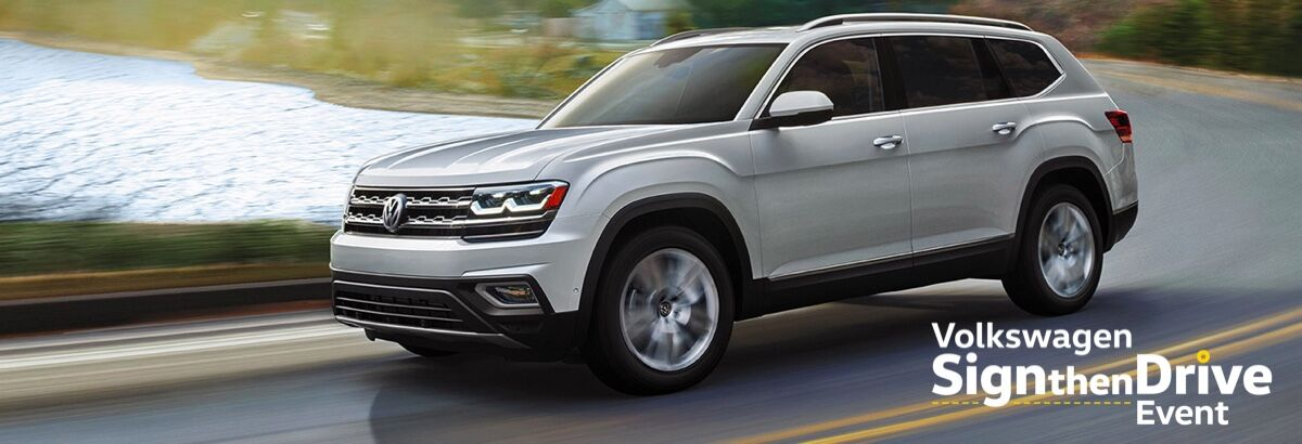 Volkswagen Atlas Offers