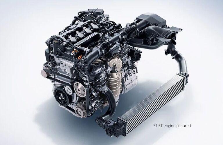 2020 Accord 1.5T engine showcase