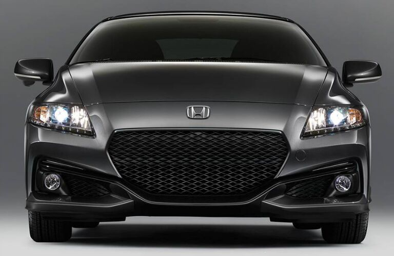 Front grille of the 2016 Honda CR-Z