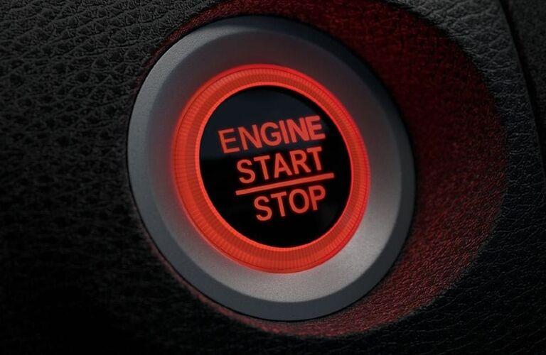 2020 Civic push-button start