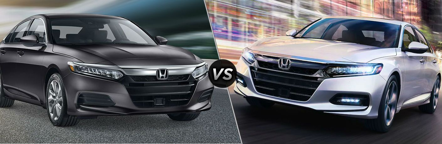 2020 Honda Accord vs 2019 Honda Accord