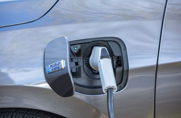 2021 Clarity plug-in charger showcase