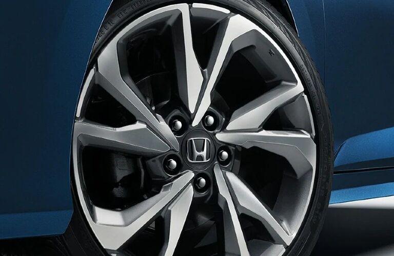 2020 Civic wheel showcase