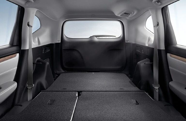2020 CR-V cargo space showcase
