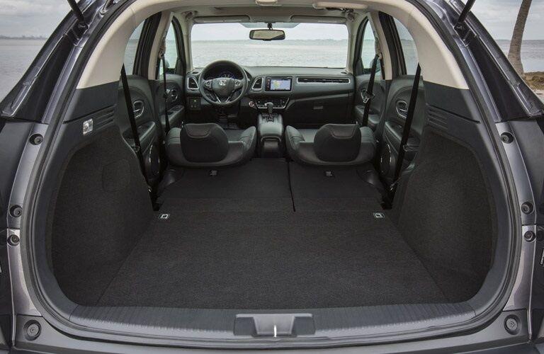 Cargo space in the 2017 Honda HR-V