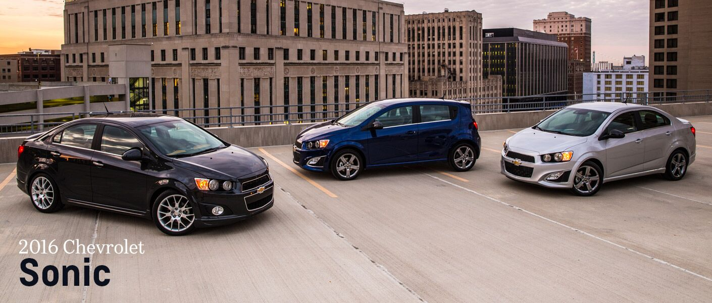 2016 Chevy Sonic West Bend Wi