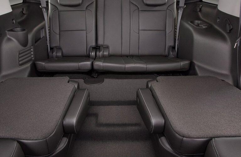 2016 Tahoe Folding Seats