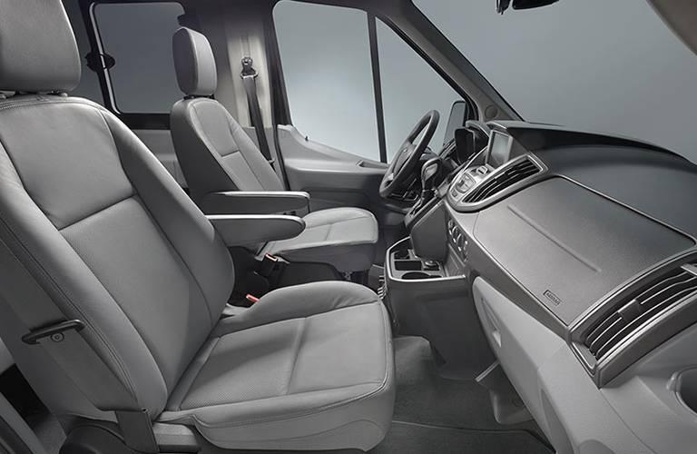 2016 Ford Transit Cockpit