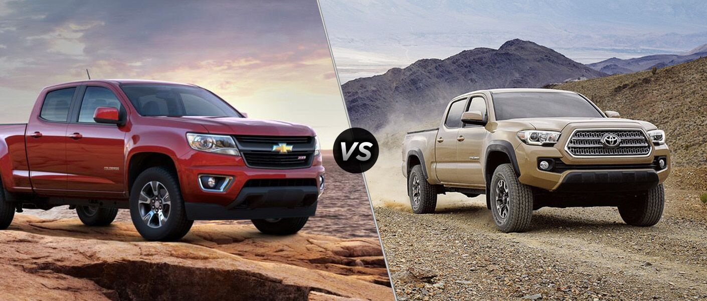 2016 chevy colorado vs 2016 toyota tacoma. Black Bedroom Furniture Sets. Home Design Ideas