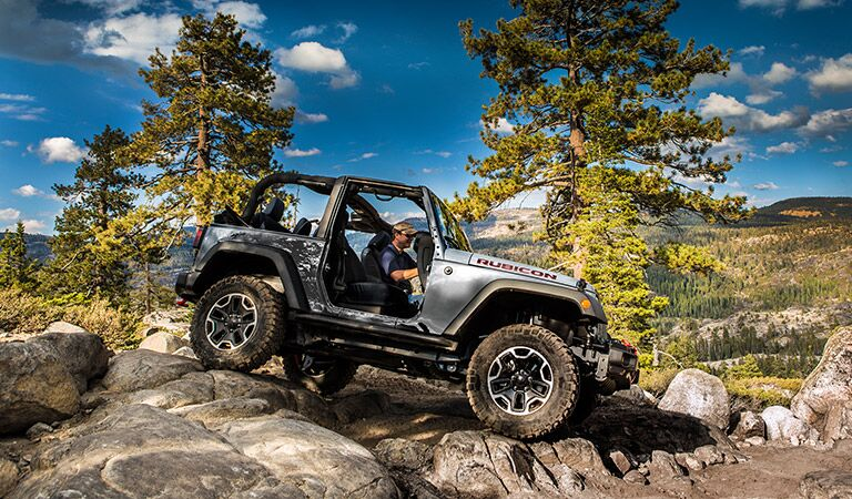Jeep Wrangler West Bend WI