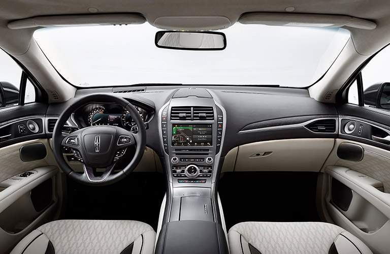 2017 Lincoln MKZ Hybrid interior features