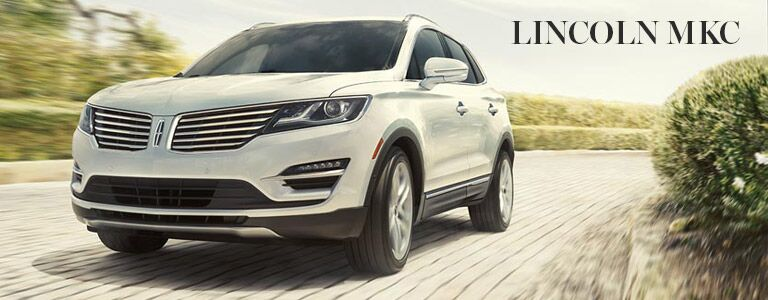 New Lincoln MKC Milwaukee, WI