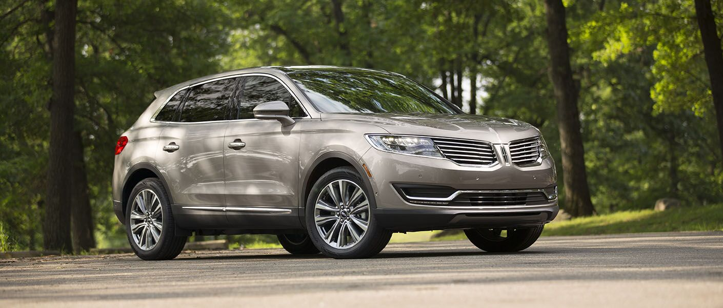 2016 lincoln crossover luxury mkx performance