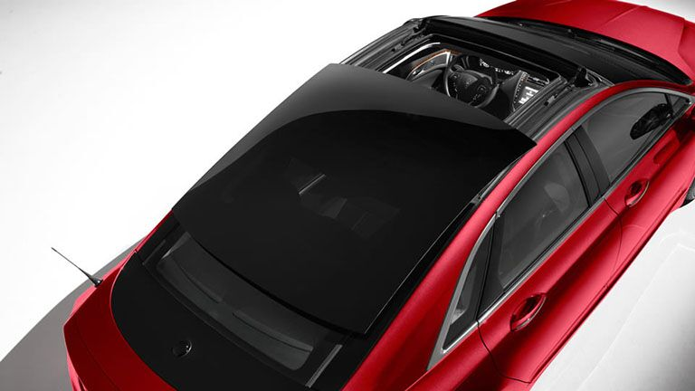 2016 lincoln mkz hybrid luxury sedan retractable panoramic roof glass