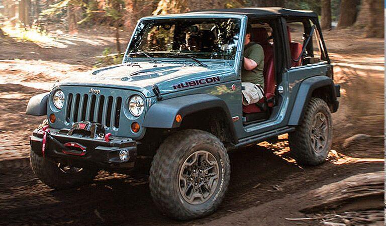 Jeep Wrangler Milwaukee WI