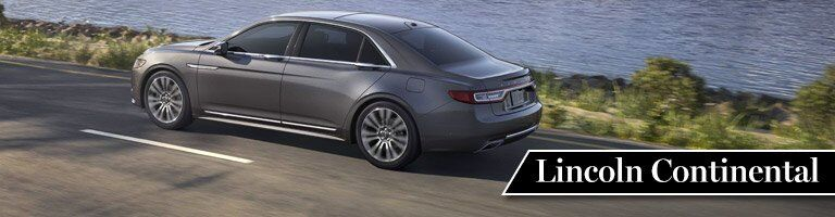 2017 Lincoln Continental Milwaukee, WI