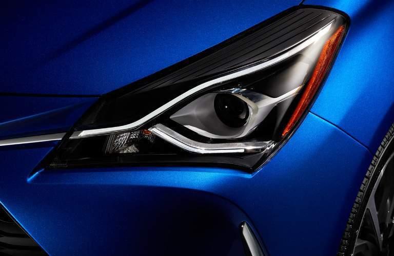 LED Daytime Running Lights on 2018 Toyota Yaris