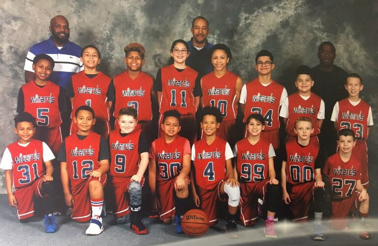Charles Town WV youth basketball