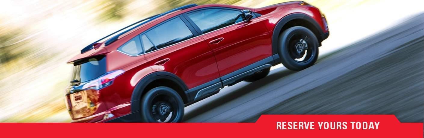 Reserve a 2018 Toyota RAV4 Martinsburg WV