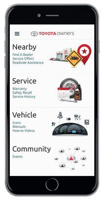 Toyota Owner's App in Martinsburg, WV