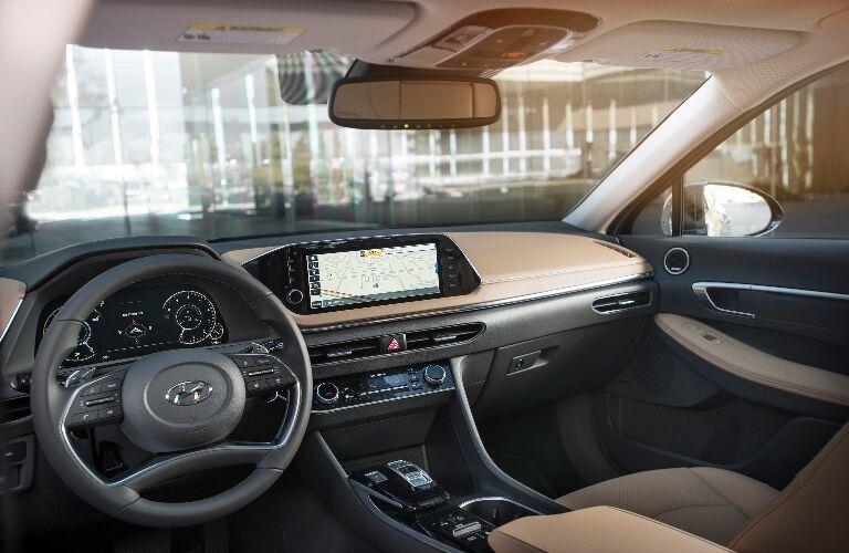 2020 Hyundai Sonata Dashboard