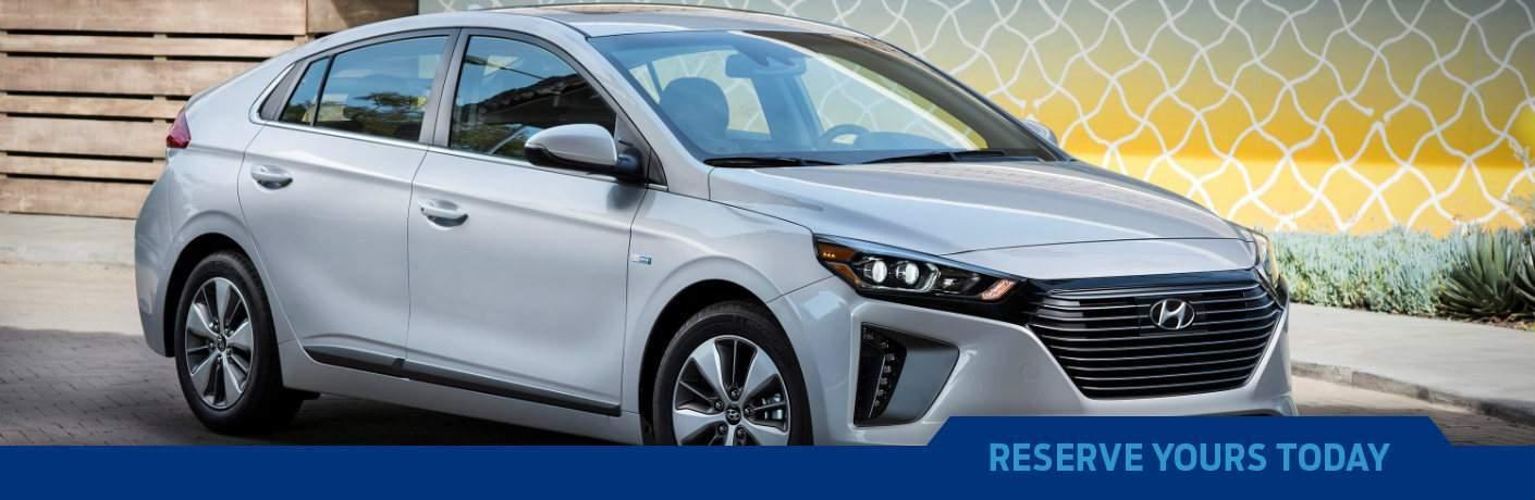 Reserve a 2018 Hyundai Ioniq Plug-in Hybrid Winchester VA