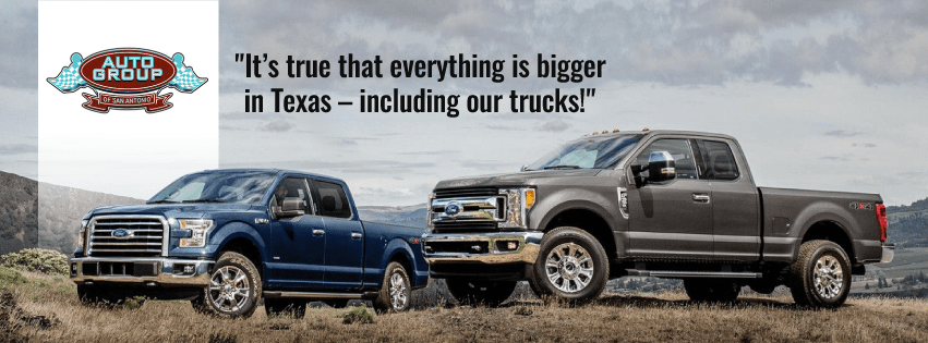 Used Ford trucks San antonio, TX