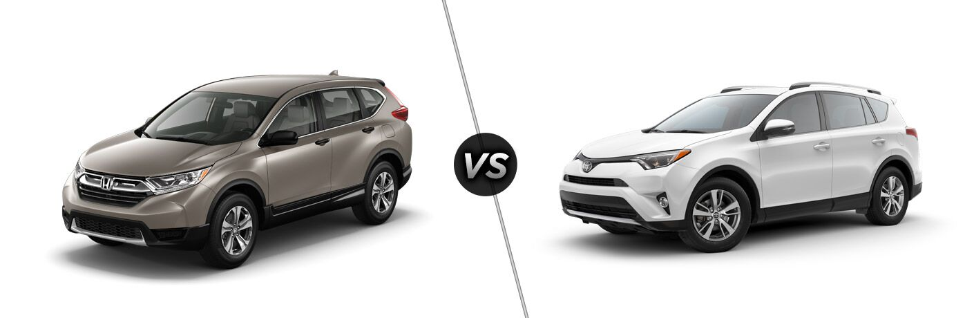 2017 crv vs rav4 vs forester 2017 age for Honda rav 4
