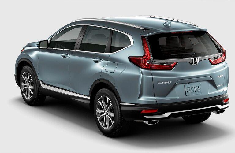Silver 2021 Honda CR-V