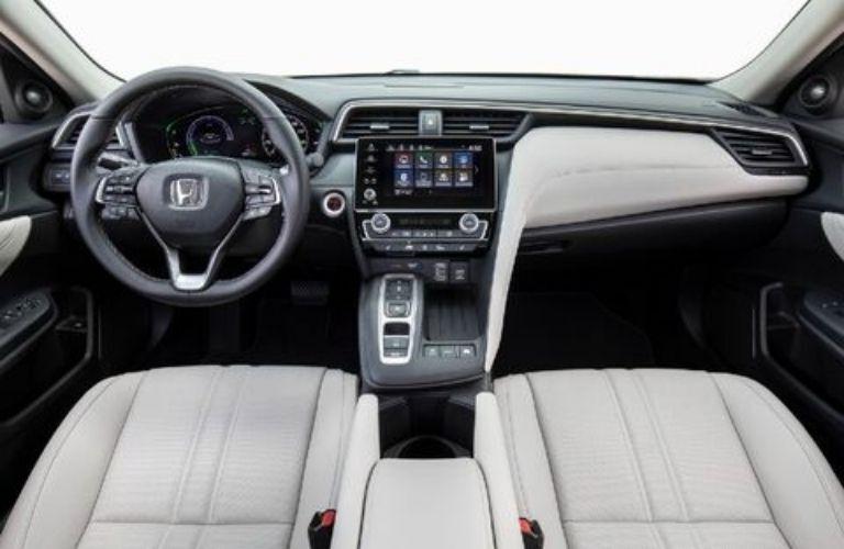 2022 Honda Insight Interior Front Cabin