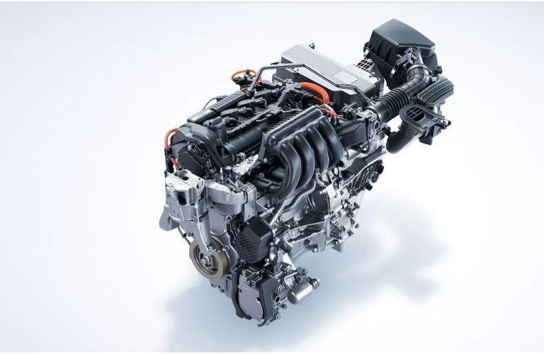 2022 Honda Insight Hybrid Powertrain