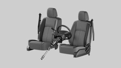 Nissan Commercial Vehicle Restraint Warranty