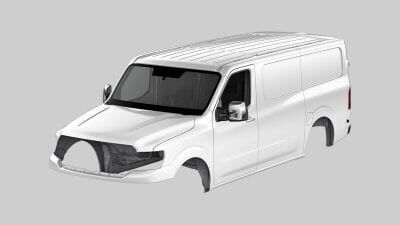Nissan Commercial Vehicle Corrosion Warranty