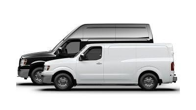 Nissan of Legends Commercial NV Cargo Van