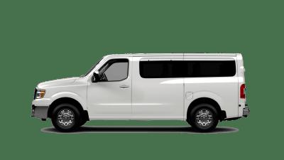 Nissan of Legends Commercial NV Passenger Van
