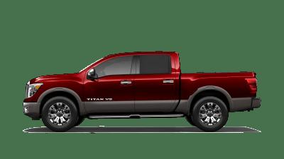 Nissan of Legends Commercial Titan