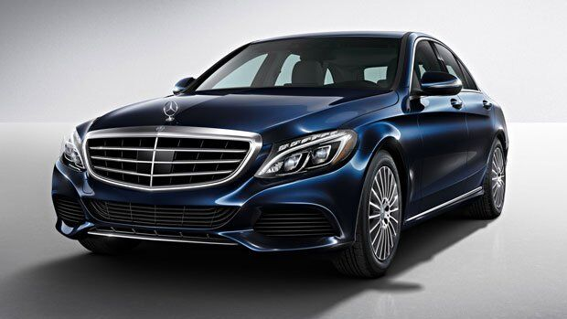2015 C Class Mercedes-Benz for sale in Boernes, TExas